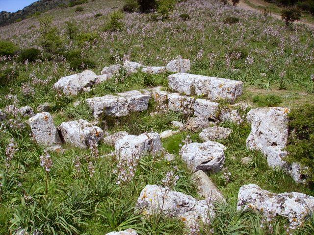 Area Archeologica di Matzanni (Vallermosa)