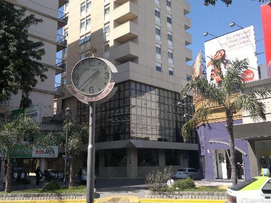 calle de Carlos V Santiago del Estero