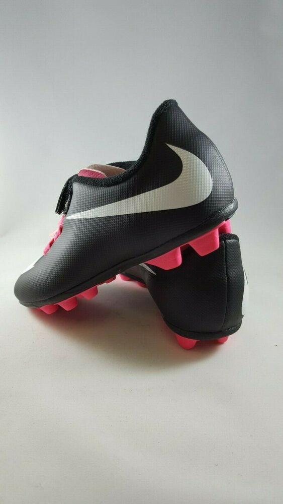 Nike Kids Girls Softball Pink and Black