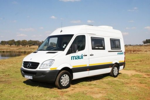maui 2 st - motorhome rental in South Africa