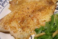 BAKED TILAPIA - Looks like a quick and easy recipe!  Try out different Penzy spices in place of the spicy seasoning salt.