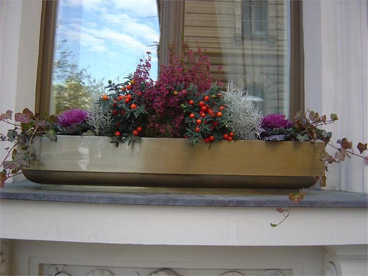 truhlíky na podzim - Hledat Googlem