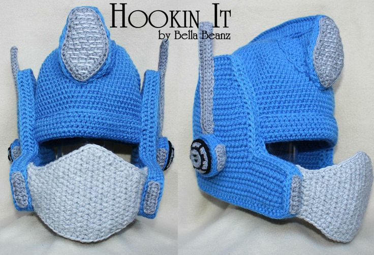 Crochet Pattern For Optimus Prime Hat : Transformers Optimus Prime Inspired Hat Hookin It ...
