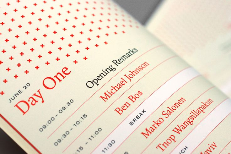Best 25+ Conference program ideas on Pinterest Program design - event agendas