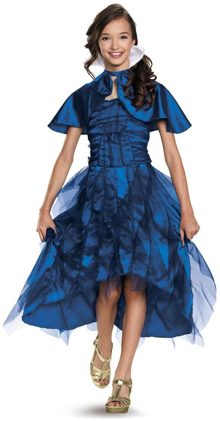 Girls Disney S The Descendants Evie Coronation Deluxe