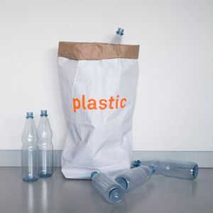 PAPER BAG plastic by kolor http://bcbasics.com/?pid=79866750