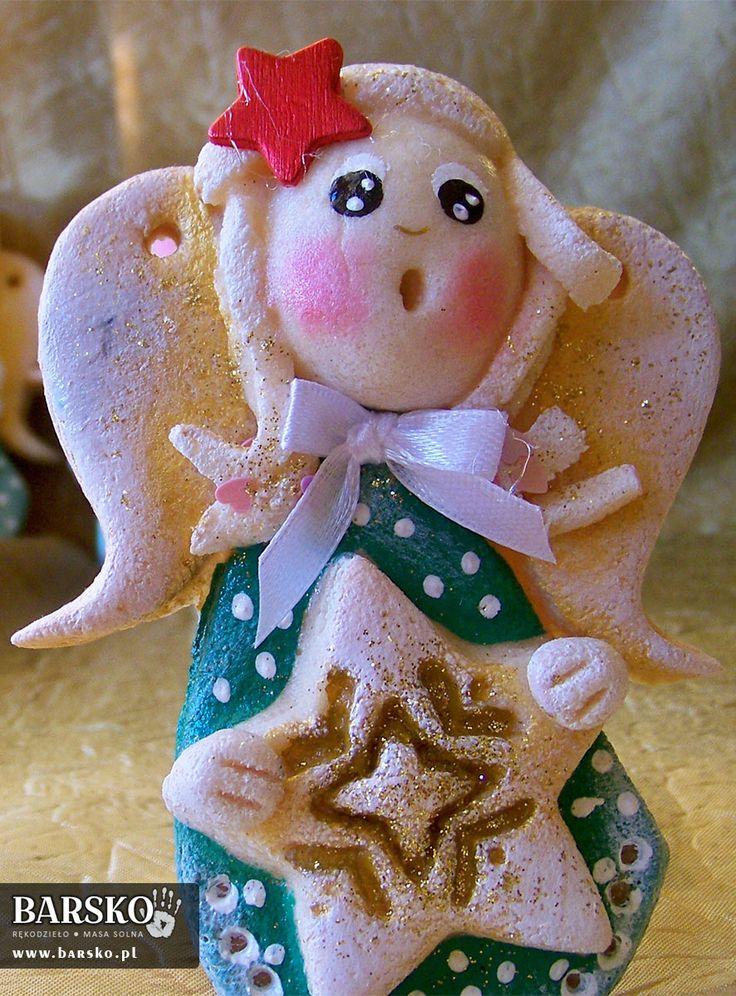 Salt Dough Little Angels