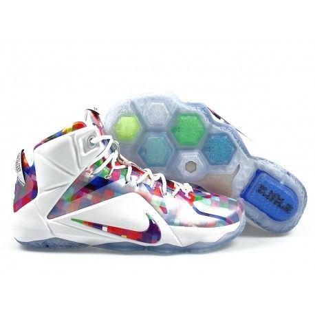 Nike - Lebron XII EXT - Multicolor