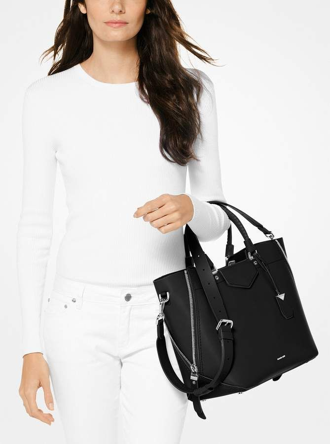 effe8a3fa9c7 MICHAEL Michael Kors Blakely Leather Tote | Products | Women's ...
