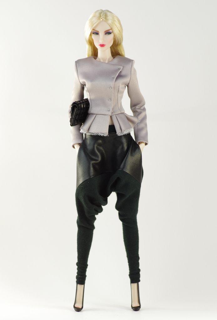 (FR2 body) inc. jacket, pants, boots, purse.
