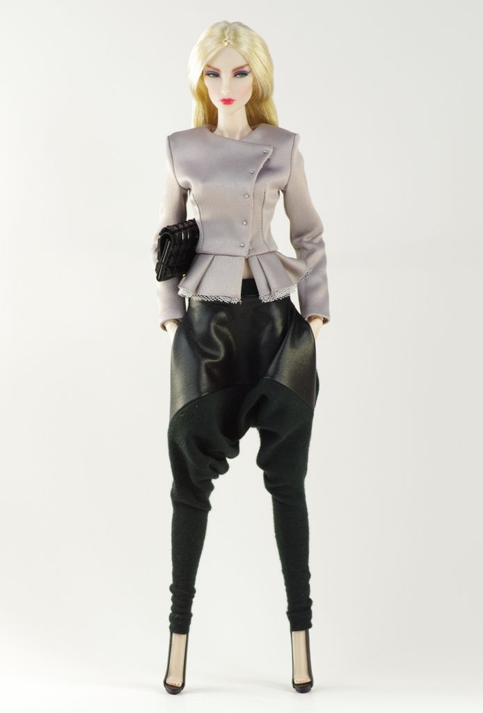 (FR2 body) inc. jacket, pants, boots, purse.