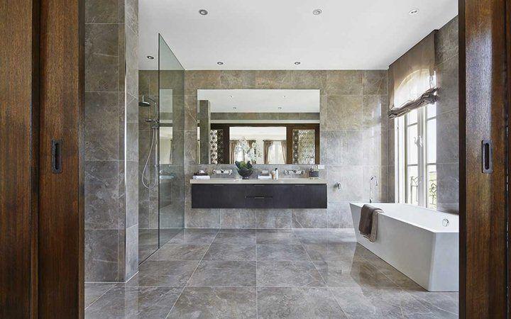 Bathroom 6 new home designs metricon bathroom for Metricon new home designs