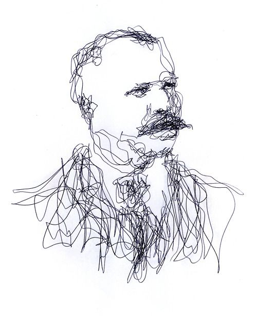 Contour Line Drawing Ink : Best continues line drawing images on pinterest