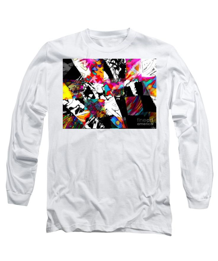 Purchase a long-sleeve t-shirt featuring the image of Check Me Out by Expressionistart studio Priscilla Batzell.  Available in sizes S - XXL.  Each t-shirt is printed on-demand, ships within 1 - 2 business days, and comes with a 30-day money-back guarantee.