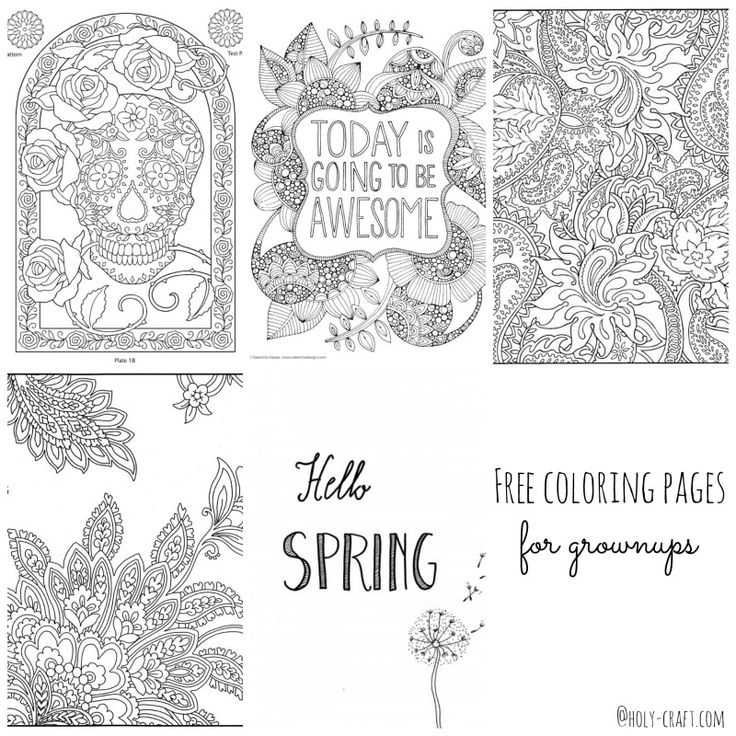 Printable Coloring Pages For Adults With Quotes : 6199 best printables images on pinterest