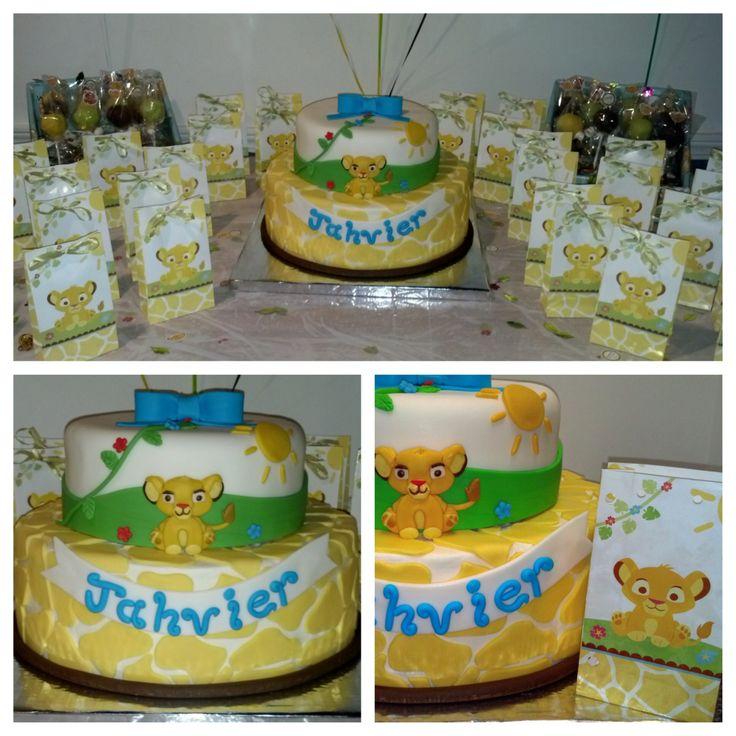 Baby Simba Baby Shower Cake Www.facebook.com/Cakemeawaycakery