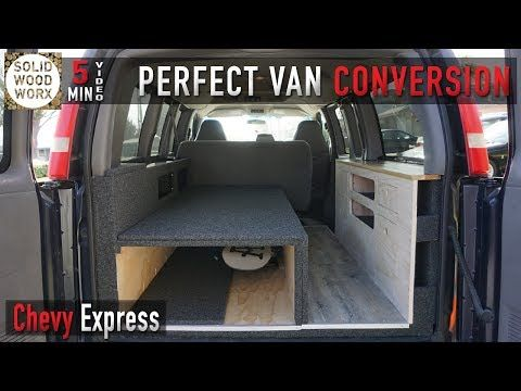 Bug Out Camper Van Build Part 4 Folding Bed Bwood Rv Mattress Review