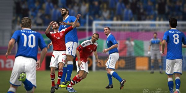 The EA Sports UEFA Euro 2012 expansion pack for FIFA 12 recreates all the excitement of the official tournament with over 50 European national teams, all eight official stadiums, and all the pageantry and atmosphere of one of the largest and most-watched sporting events on the planet. - http://gamingsnack.com/uefa-euro-2012-pc-3/ - free download