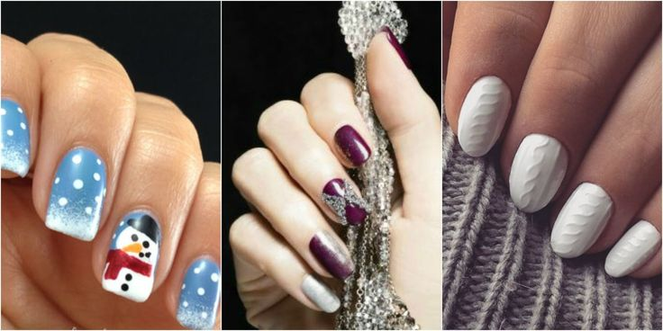 16 Oh-So Merry Winter Nail Art Ideas - GoodHousekeeping.com