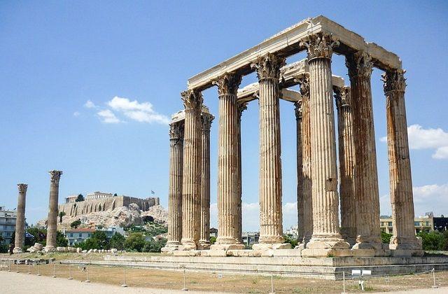 Flights to Athens Greece fr $739 rtn - Exploramum & Explorason
