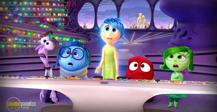 Inside Out - a perfect film for a family gathering! Meet Riley and her special friends! http://bit.ly/1VgHA8U #insideout #animated #film #riley #feelings #friends #journey #joy #anger #disgust #sadness #emotions