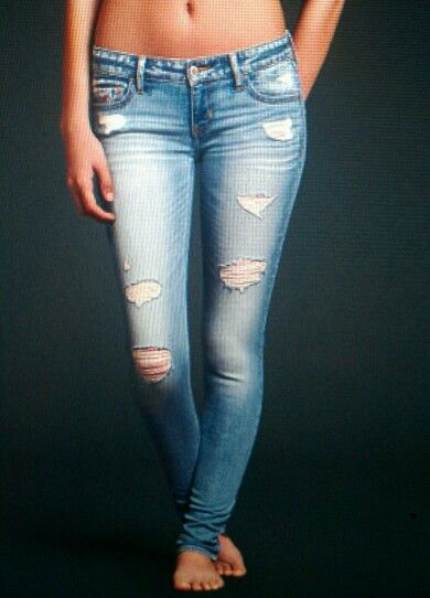 78 best JEANS!!!!! images on Pinterest | Ripped skinny jeans ...