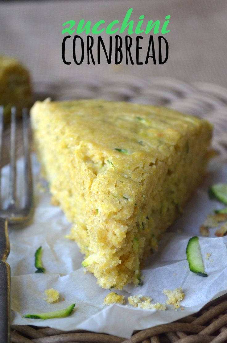 Cornbread is the easiest thing to throw together to go with fall soups and stews