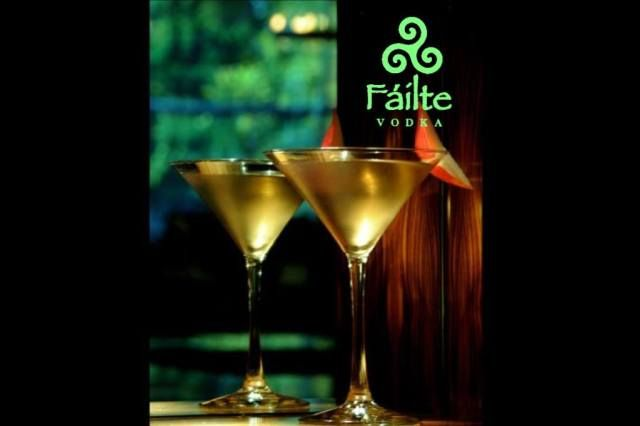 St. Patrick's Day can be celebrated with FÁILTE VODKA an Irish American Inspired Potato Vodka....FÁILTE VODKA | The World's Best Tasting Vodka