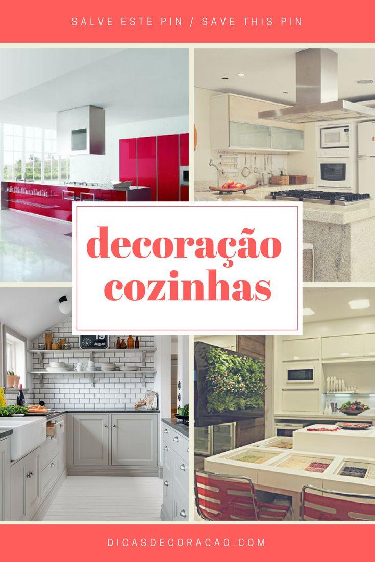 Best 149 Cozinhas Pequenas Modernas Planejadas E Decoradas Images
