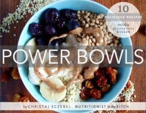 Power Bowls e-books