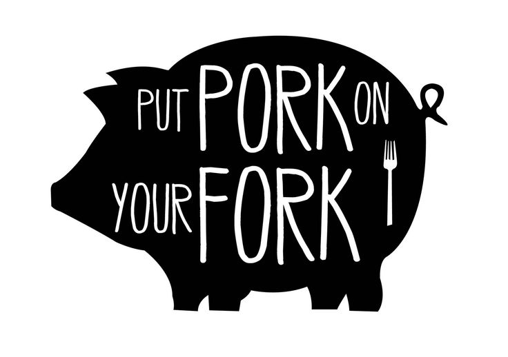 make a pork sign for pig roast this year??