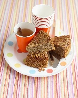 """See the """"Upside-Down Pecan Cake"""" in our Simple Cake Recipes gallery"""