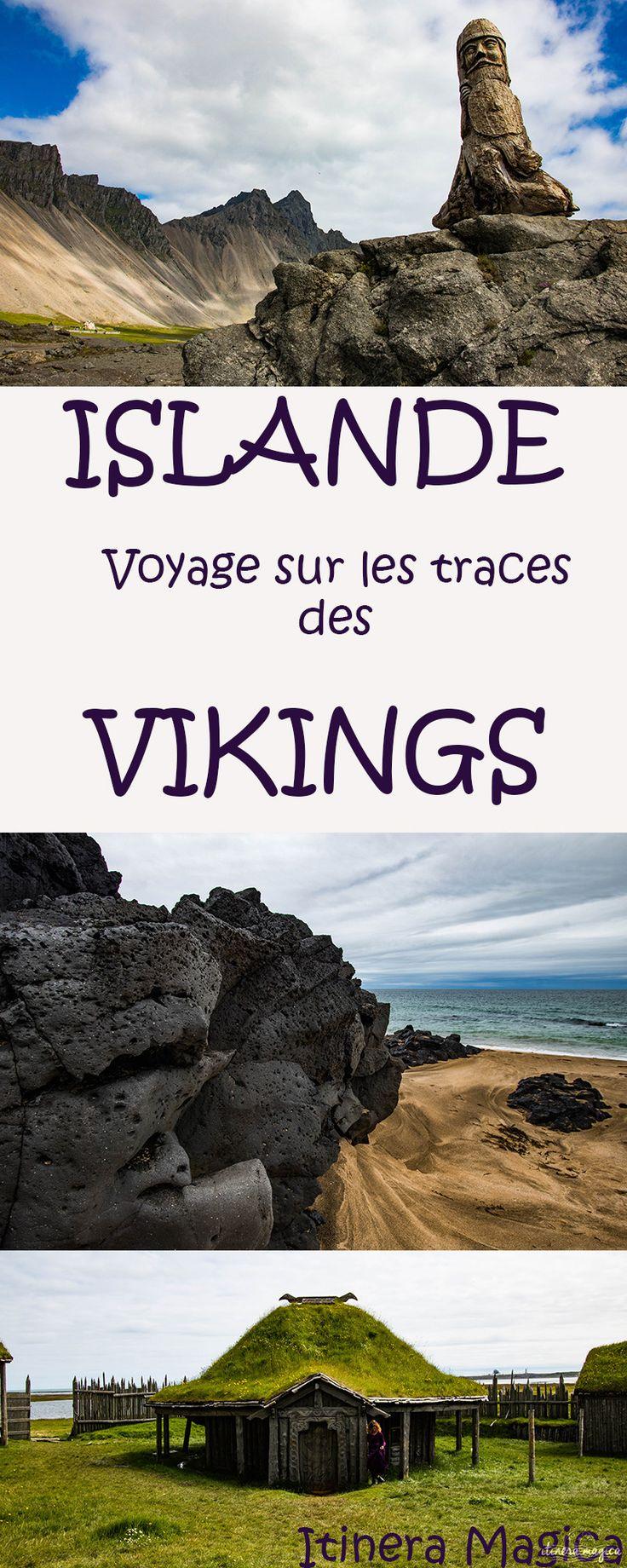 L'Islande est le pays des vikings. Partez sur les traces du peuple légendaire du nord, entre histoire et légende. Découvrez les lieux…