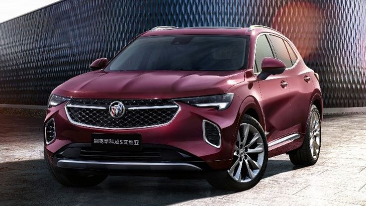 2021 buick envision avenir is coming as previewedthe