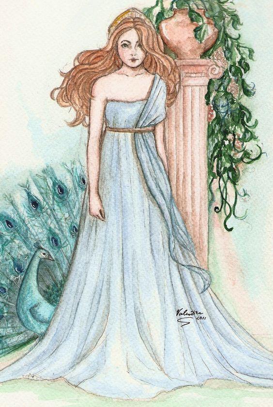 147 best images about Mythology - Hera / Juno on Pinterest ...