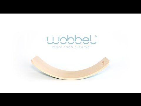 Wobbel: het houten speelgoed dat jong en oud beweegt - Wobbel