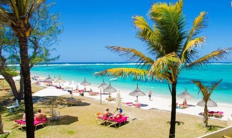 Get UK Deal: ✈ Mauritius: 7- or 14-Night Stay with Flights (£250 Deposit) for just: £999.00 ✈ Mauritius: 7 or 14 Nights with Flights and All Inclusive at Silver Beach Hotel*  >> BUY & SAVE Now!