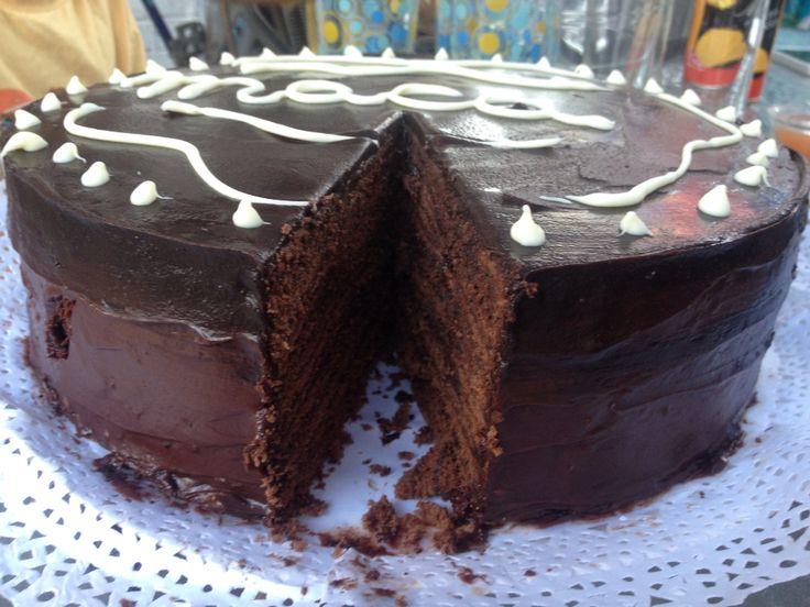 Panqueque chocolate nutella!