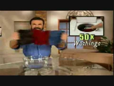 Billy Mays Here With Another Fantastic Product Mighty Mend It If