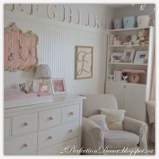 shabby chic nurseries ikea billy and shabby on pinterest. Black Bedroom Furniture Sets. Home Design Ideas