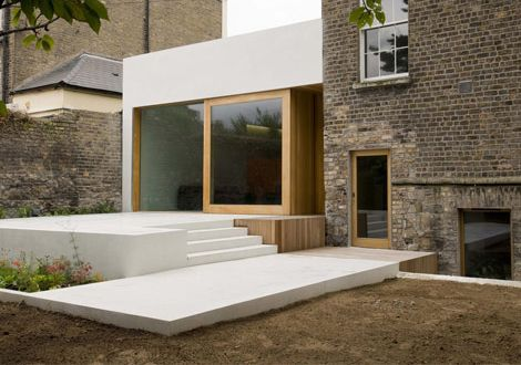 Harcourt Terrace by Boyd Cody