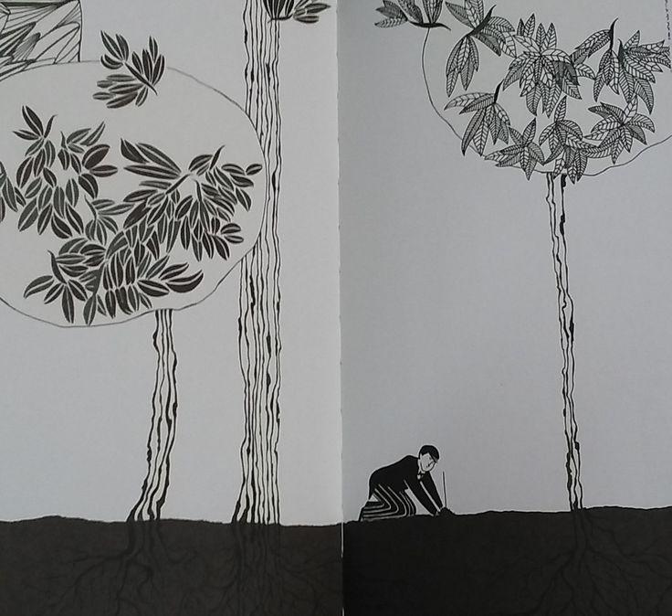 Concerto per alberi, Laetitia Devernay