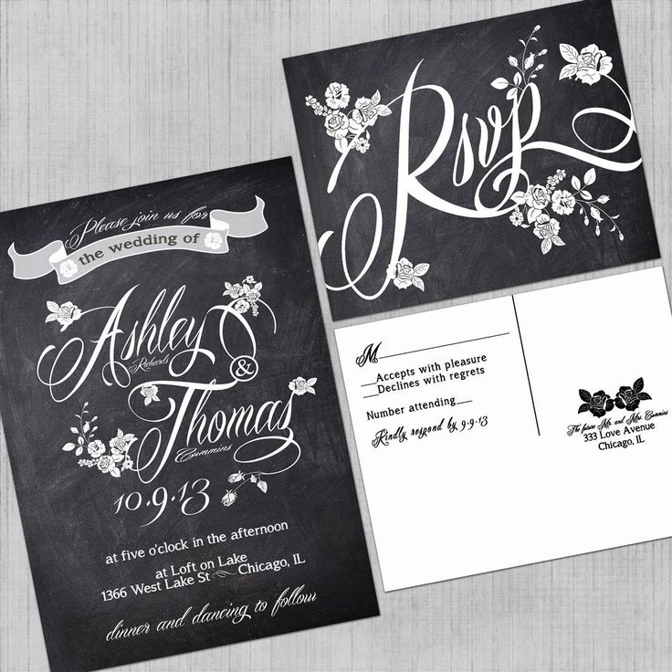 wedding invitation text format for friends%0A Printable Wedding Invitations with RSVP cards by InvitingMoments