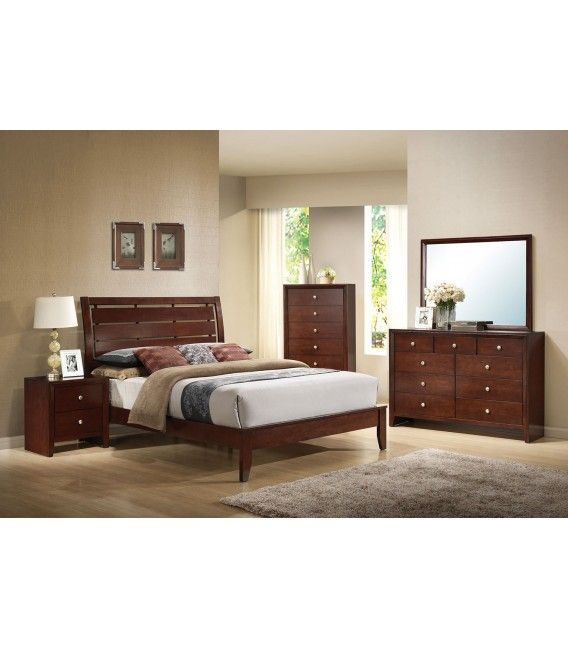 53 best Queen Bedroom Sets images on Pinterest | Queen bedroom ...