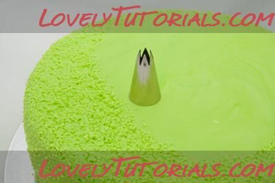 Cake Decorating Tip To Make Grass : Tips for making grass from fondant icing. Perfect for an ...