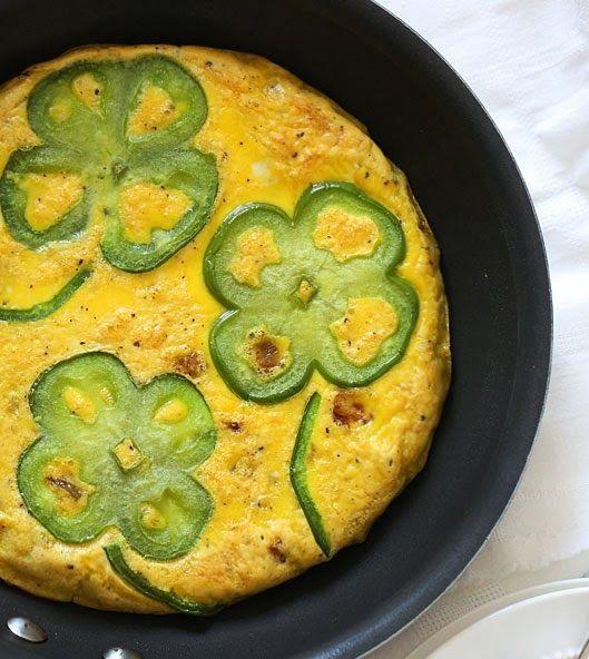 Tortilla para el día de San Patricio | Tortilla para el día de San Patricio, Tortilla para el día de San Patricio, Solo Recetas, el blog de las recetas gratis, recetas de cocina, recetas de la abuela y recetas de chef