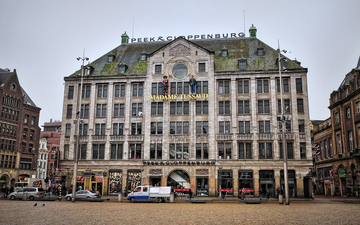 #MadameTussauds is renowned for creating incredible life-like wax figures of some of the world's most prominent figures. The Madame Tussauds #museum in #Amsterdam is located in the Dam Square and attracts thousands of visitors each year. #beautifuldestinations #travel #travelawesome #wanderlust