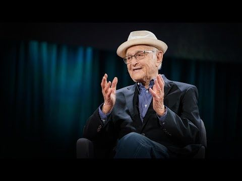 An entertainment icon on living a life of meaning | Norman Lear - YouTube