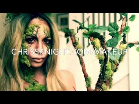 Making a tree arm is so fun and easy to do! This video is my Ode to Mother Earth Faces by Chriss | Chriss Knight