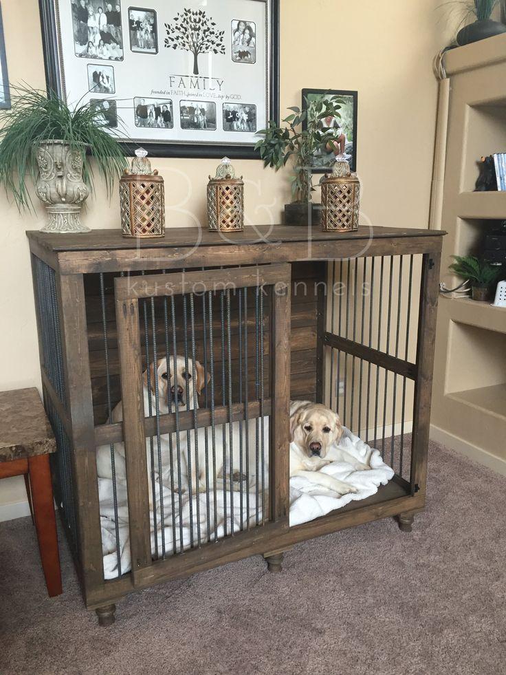 Indoor Dog Kennel Dog crate bed
